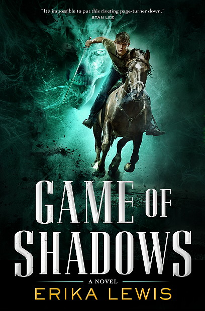Game of Shadows by Erika Lewis