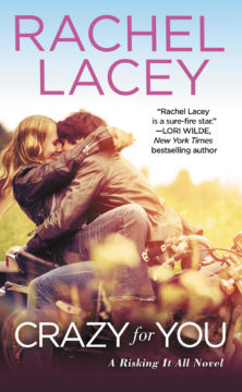 {Review+Giveaway} CRAZY FOR YOU by @RachelsLacey @ForeverRomance