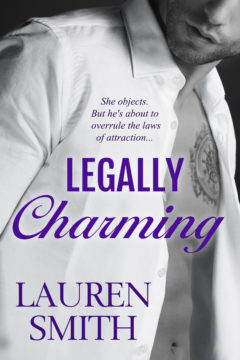 {Review+Giveaway} Legally Charming by Lauren Smith @LSmithAuthor