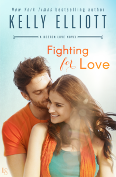 {ARC Review} FIGHTING FOR LOVE by Kelly Elliott @author_kelly @ReadLoveswept