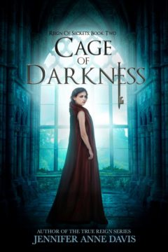 {Review+Giveaway} Cage of Darkness by Jennifer Anne Davis @AuthorJennifer