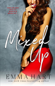 {Review+Excerpt} Mixed up by @EmmaHartAuthor