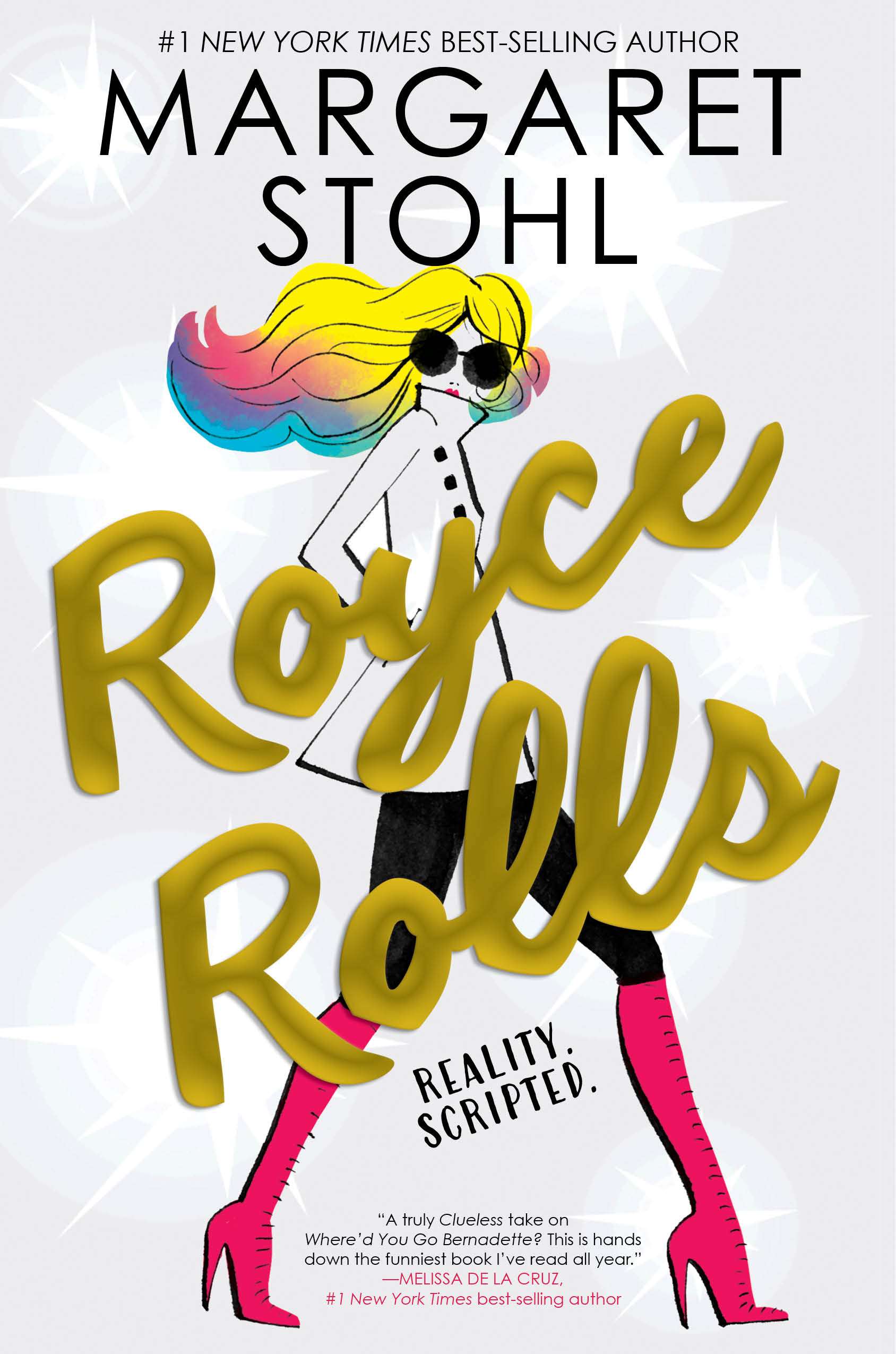 Royce Rolls by Margaret Stohl