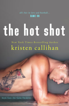 {Release Day Review} The Hot Shot by Kristen Callihan @Kris10Callihan