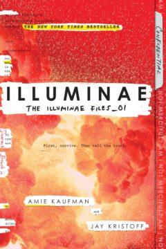 {Review+Giveaway} Illuminae by @AmieKaufman & Jay Kristoff @misterkristoff