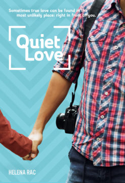 {Review+Giveaway} Quiet Love by @HelenaRacAuthor