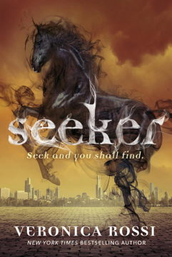 {Release Day Review} Seeker by Veronica Rossi @RossiBooks @TorTeen