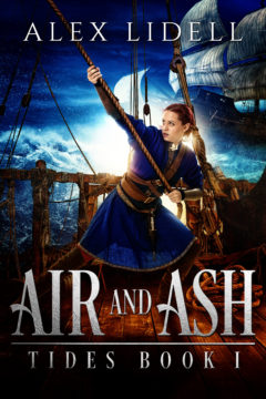 {Review+Giveaway} Air and Ash by @AlexLidell 