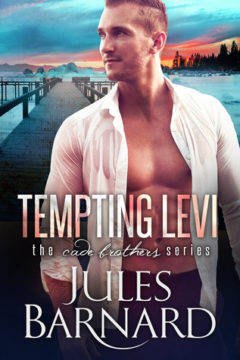 {Release Day Review+Giveaway} Tempting Levi by @jules_barnard @givemebooksblog