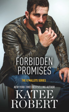 {Review+Giveaway} Forbidden Promises by @katee_robert @Barclay_PR