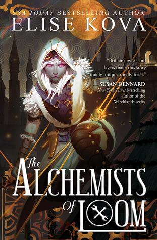 The Alchemists of Loom by Elise Kova