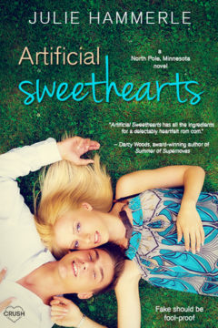 {Review} Artificial Sweethearts by @JulieHammerle ‏@EntangledTeen