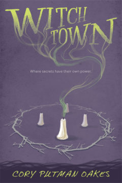 {ARC Review+Giveaway} Witchtown by @CoryPutmanOakes @HMHTeen