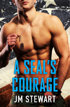 {Mini Review+Excerpt+ Giveaway} A SEAL'S COURAGE by JM Stewart