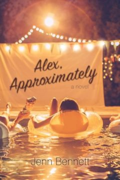 {Review} Alex, Approximately by @Jenn_Benn ‏ett @SimonTeen @RivetedLit ‏