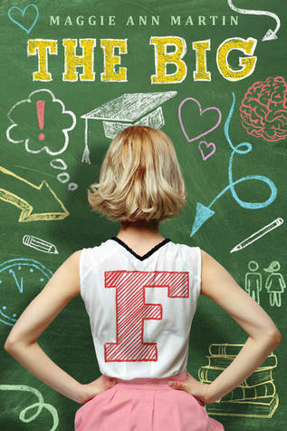 The Big F by Maggie Ann Martin