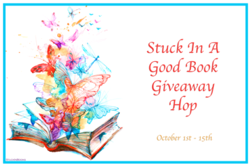 {#Giveaway } Stuck in a Good Book Giveaway!