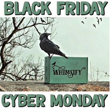 {Giveaway+Sale Alert} Black Friday Sales for Book Lovers!