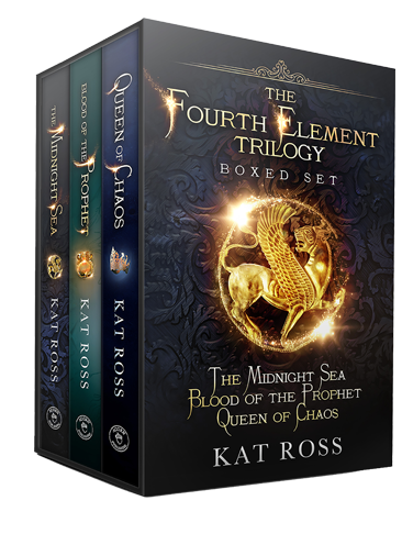 The Fourth Element Trilogy: Boxed Set by Kat Ross