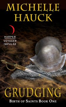 {Review+Giveaway} Grudging by Michelle Hauck @Michelle4Laughs @HarperVoyagerUS