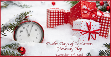 {Giveaway} 12 Days of Christmas #Giveaway Hop!