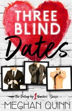 {Review} Three Blind Dates by Meghan Quinn @AuthorMegQuinn ‏