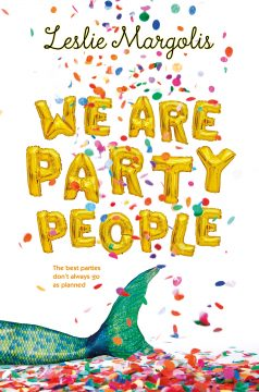 {Mini Review+Interview} We are Party People by @LeslieMargolis 