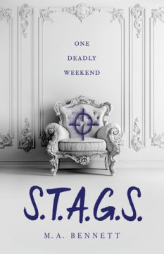 {Review+Giveaway} S.T.A.G.S. by @MABennettAuthor @DelacortePress @GetUnderlined