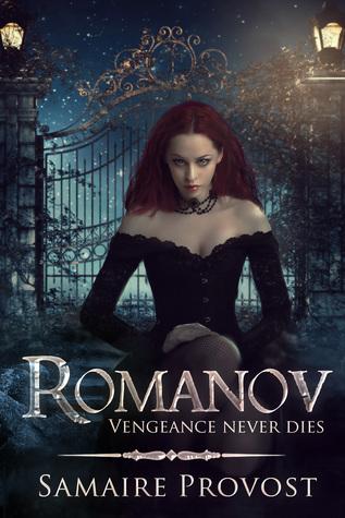 ROMANOV by Samaire Provost