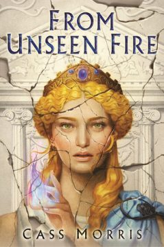 {Early Release Spotlight+Interview} From Unseen Fire by Cass Morris @CassRMorris @dawbooks