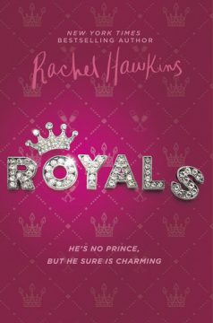{ARC Review+Wedding Style Board} Royals by Rachel Hawkins