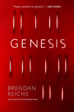 {Review+Giveaway} Genesis by @BrendanReichs #ProjectNemesis #GenesisBlogTour @PenguinTeen