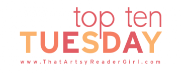 Top Ten Tuesday: Bookish Events I want to attend!