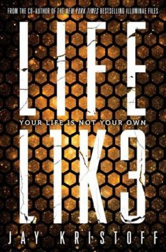 {Review+Giveaway} LIFEL1K3 by Jay Kristoff @misterkristoff @KnopfBFYR