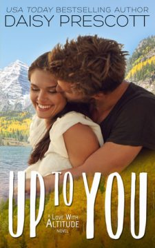 {Review+Giveaway} Up to You by @Daisy_Prescott