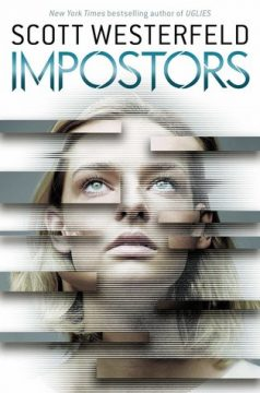 {Bookish News} Unlock Goodies from Impostors by Scott Westerfeld