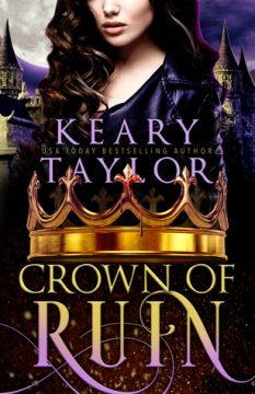 {Excerpt+Giveaway} Crown of Ruin by @KearyTaylor ‏