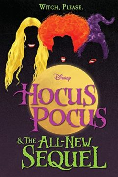 {Review+Giveaway} Hocus Pocus & the All New Sequel by A.W. Jantha #HocusPocusSequelNovel
