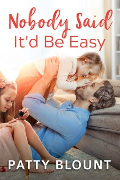 {Excerpt+Giveaway} NOBODY SAID IT'D BE EASY by Patty Blount