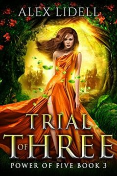 {ARC Review+Giveaway} Trial of Three by @AlexLidell