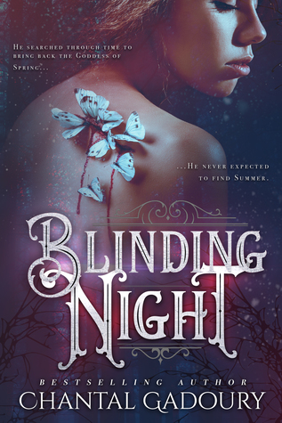 Blinding Night  by Chantal Gadoury