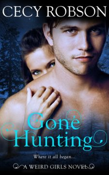 {Review+Giveaway} GONE HUNTING by Cecy Robson