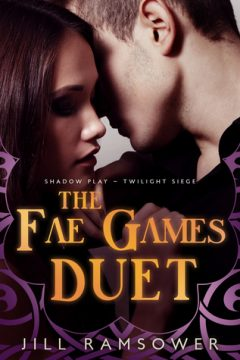 {Review+Giveaway} The Fae Games Duet by Jill Ramsower