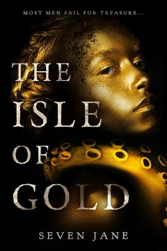 {Guest Post+Giveaway} The Isle of Gold by Seven Jane