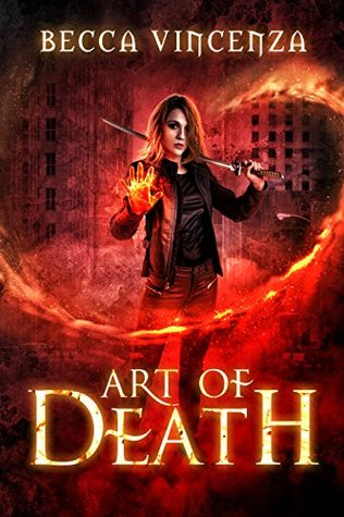 Art of Death by Becca Vincenza