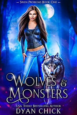 Wolves & Monsters  by Dyan Chick