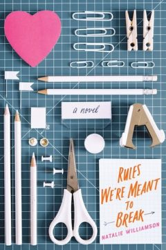 {Review+Giveaway} Rules We're Meant to Break by Natalie Williamson