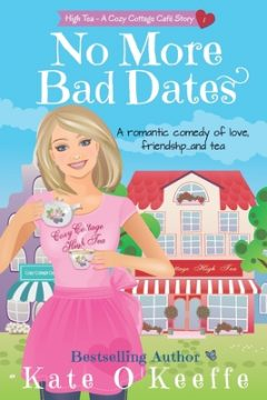 {Review+Giveaway} No More Bad Dates by Kate O'Keeffe