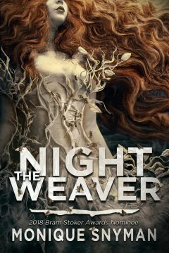 {Giveaway} THE NIGHT WEAVER by Monique Snyman
