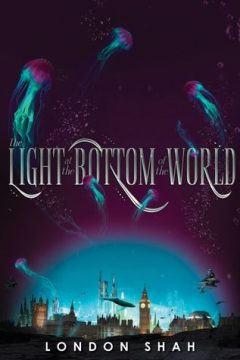 {Review+Giveaway} The Light at the Bottom of the World by @London_Shah @Disneybooks